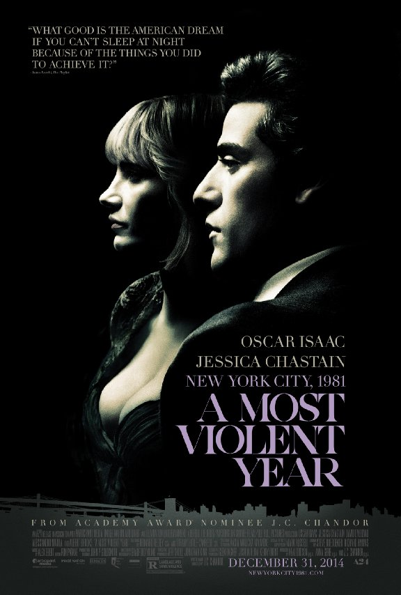 A Most Violent Year - Poster