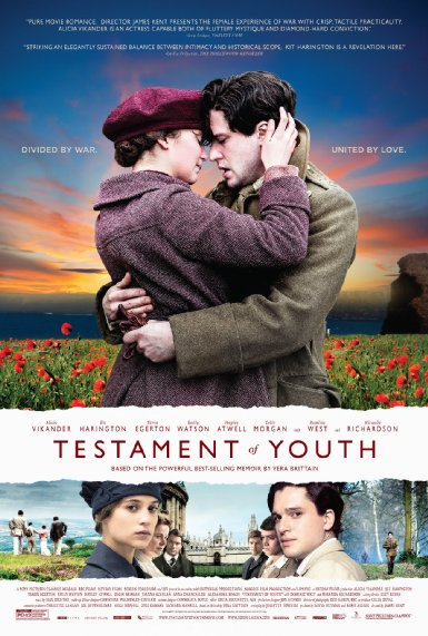 Testtament of Youth poster