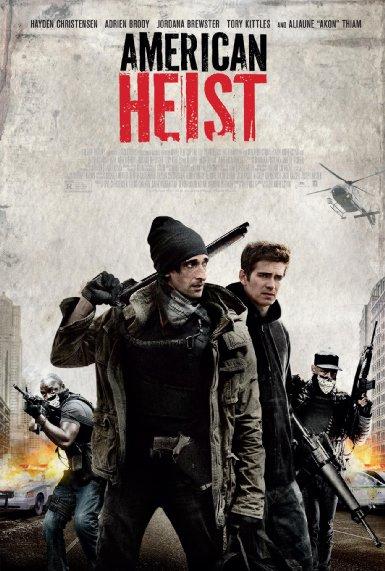 American Heist_