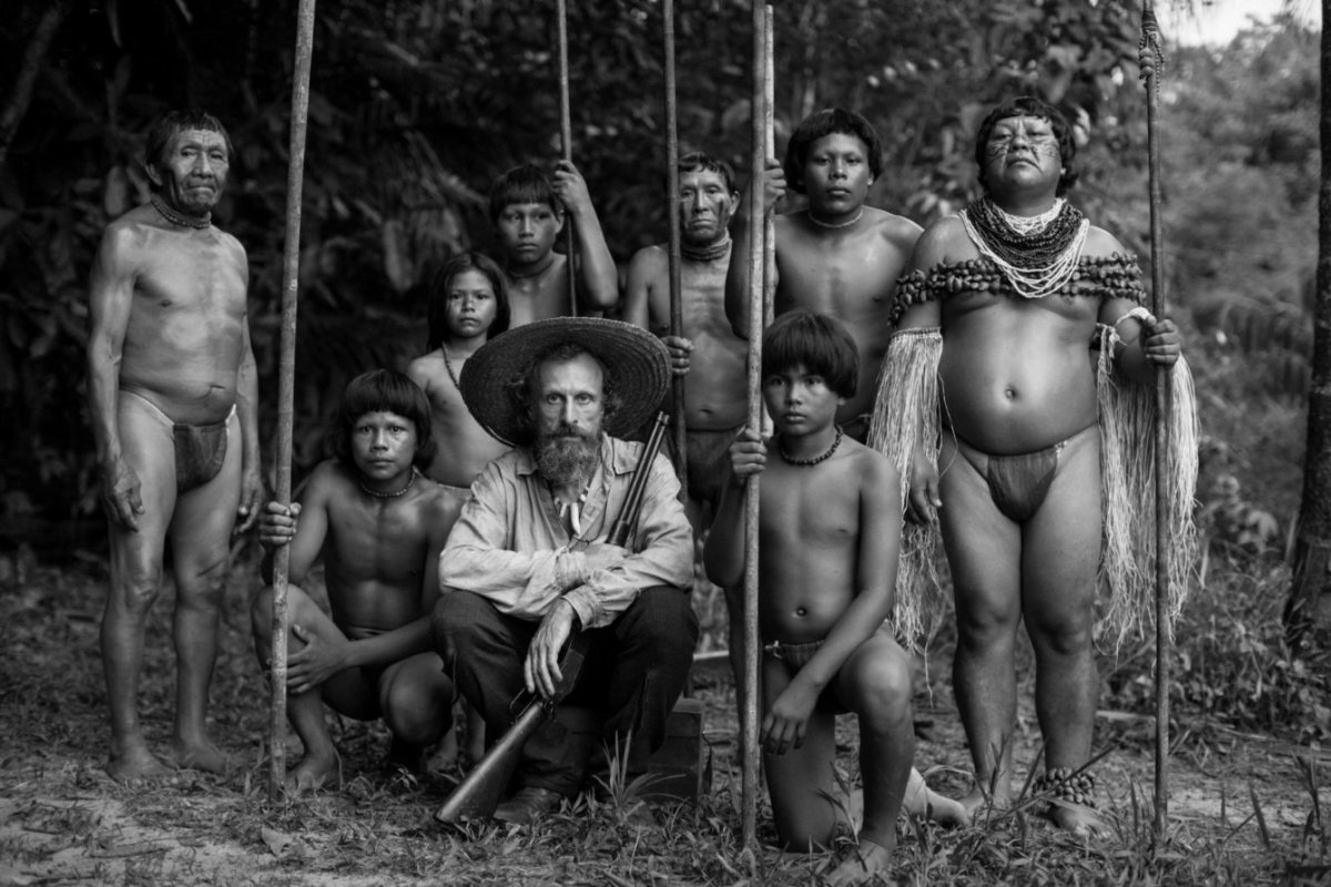 "Film Review: ""Embrace of the Serpent"" (2015) ★★★★★"