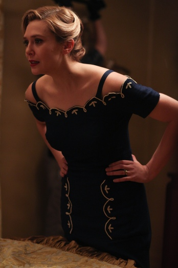 Elizabeth Olsen as Audrey Williams. Photo by Sam Emerson, Courtesy of Sony Pictures Classics.