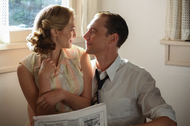 Elizabeth Olsen as Audrey Williams and Tom Hiddleston as Hank Williams Photo by Sam Emerson, Courtesy of Sony Pictures Classics