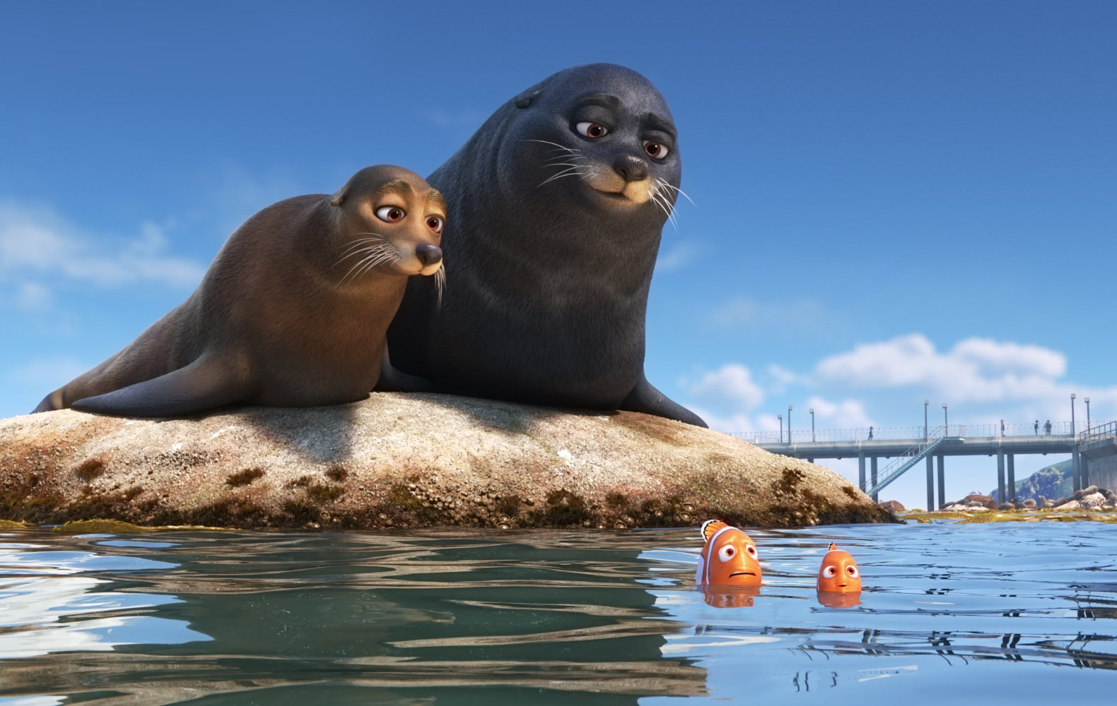 Film Review Finding Dory 2016 Let The Movie Move Us