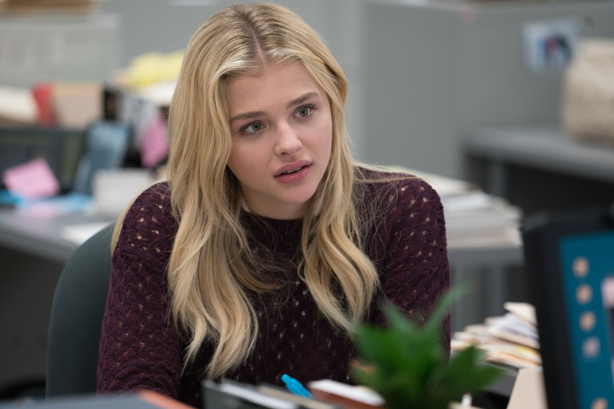 "TIFF Interview: Chloë Grace Moretz on ""Brain on Fire"", ""Misunderstanding"" and ""Labelling"""