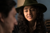 Golshifteh Farahani in PATERSON. Credit: Mary Cybulski / Amazon Studios & Bleecker Street.