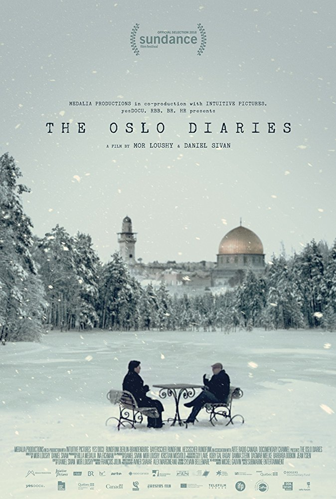 """Sundance 2018 Review: """"The Oslo Diaries"""" (2018) – let the"""