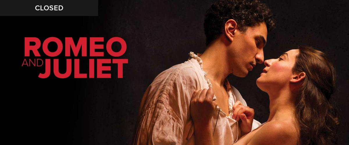 "The Stratford Festival Review: ""ROMEO AND JULIET"" (2018) ★★★★"