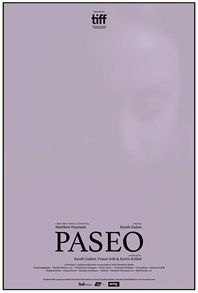 """TIFF 2018 Review: """"Paseo"""" (2018) – let the movie move us"""