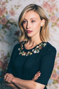 Tiff 2018 Interview Sarah Gadon And Director Matthew Hannam Talk