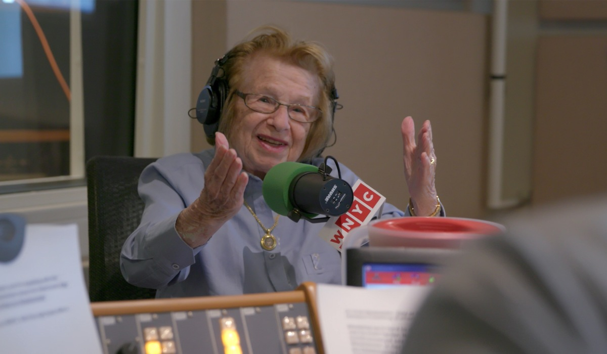 "Interview: Dr. Ruth and Director Ryan White on ""Ask Dr. Ruth"" and How It All Started"